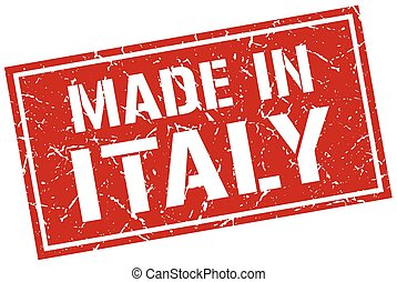 dupnutí, udělal, itálie
