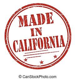 dupnutí, udělal, kalifornie, nebo, firma