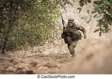 durante, forze speciali, missione