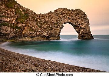 Durdle Door, Jurassic Coast, Dorset, England