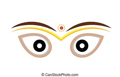 Durga Eyes
