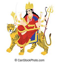durga goddess - Goddess Durga
