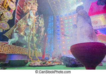 Durga Puja festival, West Bengal, India