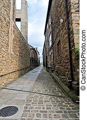 Durham alleyway