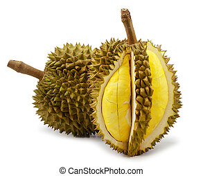 durian, isolato