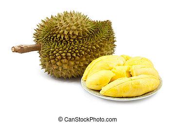 durian, isolerat
