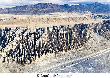 dushanzi, nagy kanyon