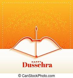 dussehra, herskabelig, hindu, glade, hils, konstruktion,...