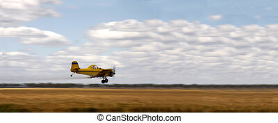 Duster - Crop duster