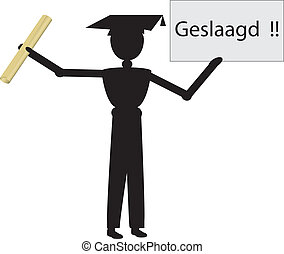 dutch boy graduate