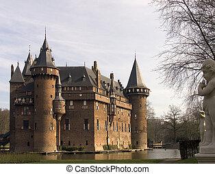 Castle Haarzuilen, Zuilen, Holland