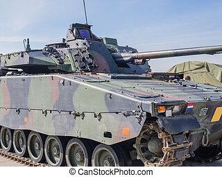 Dutch military vehicle