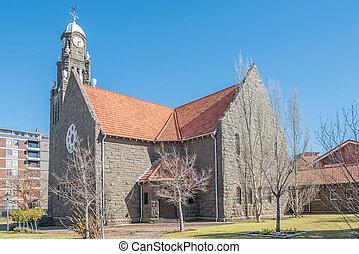Dutch Reformed Church, Bloemfontein North called Klipkerk