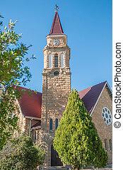 Dutch Reformed Church building in Reddersburg