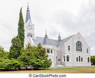 Dutch Reformed Church, Heidelberg, South Africa - Dutch...