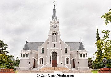 Dutch Reformed Church, Heidelberg, South Africa