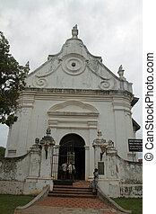 Dutch Reformed Church in Galle, Sri Lanka