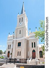 Dutch Reformed Church in Richmond, South Africa