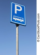 parking facilities for busses