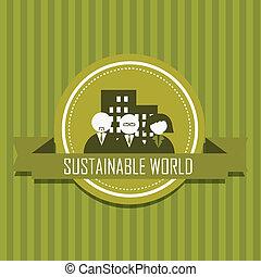 duurzaam, wereld