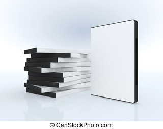 DVD cases , software presentation , place your text or image...