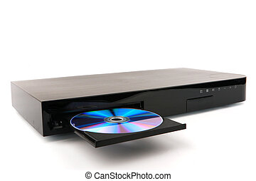 DVD, CD disk insert to dvd player