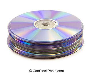dvd, disco