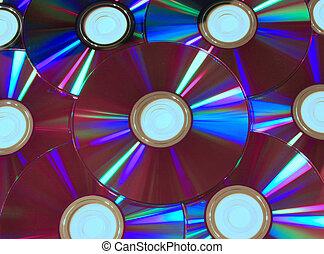 dvd, discos, rom, /, cd