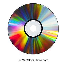 dvd, o, cd