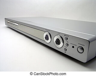 DVD player - 4 - Slim Silver Single DVD player DVD player -