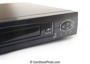 DVD Player Panel - DVD Player Control Panel