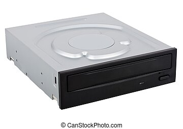 DVD-ROM drive - Computer hardware component: dvd-rom drive...