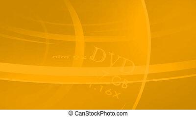 DVD Rotating