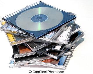 dvds/cds