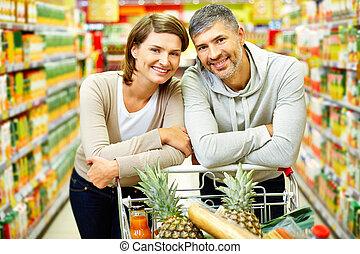 dvojice, o, spotřebitel