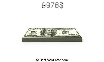 dwadzieścia dolarów, trillion