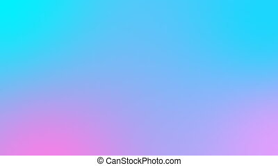 Dynamic animation. Smooth gradient background - Dynamic...