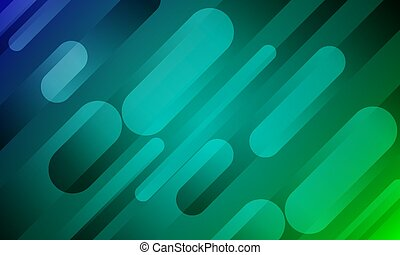 Dynamic composition of shapes geometric background