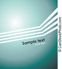 Dynamic vector background