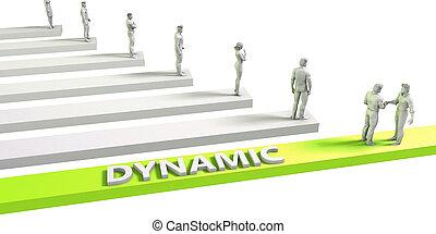 dynamiczny