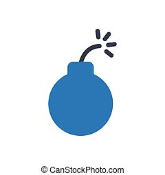dynamite glyph color icon