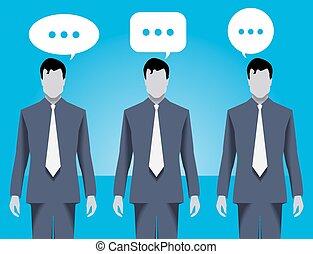 dyskusja, pojęcie, handlowy zaprzęg