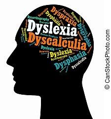 dyslexie, erwerbsunfähigkeit, lernen
