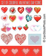 dzień, święty, valentine