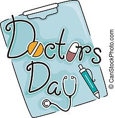 dzień, lekarski