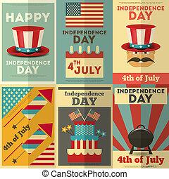 dzień, niezależność