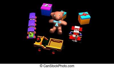 dziecięcy, zabawki