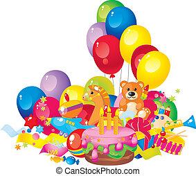 dzieci, urodziny