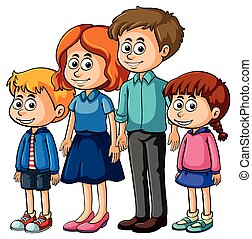 dzieciaki, rodzice, rodzina