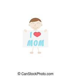 dziecko, miłość, mamusia